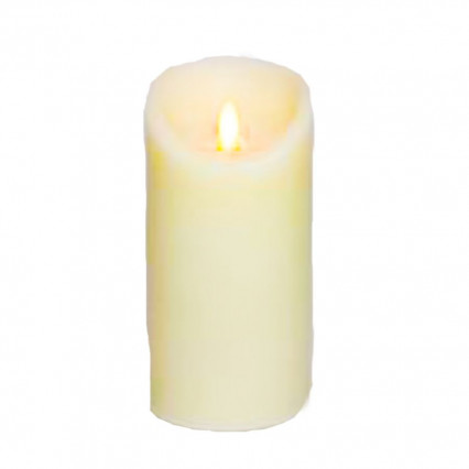 A&B Floral 5x8 LED Candle