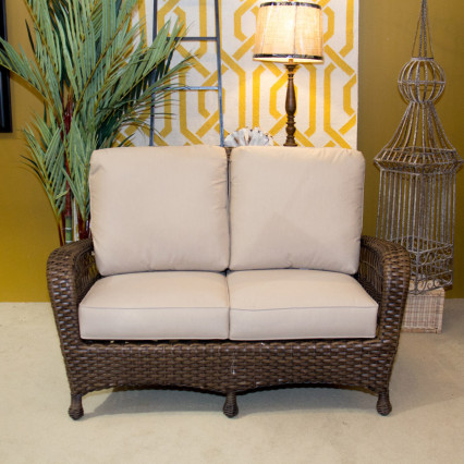 Bel Air Loveseat by Erwin & Sons