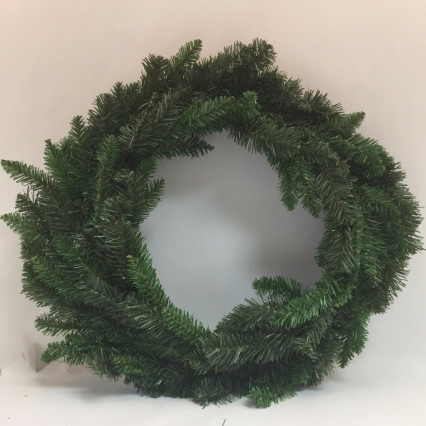 "Caffco XVW113359 Banff Pine 24"" Artificial Christmas Wreath"