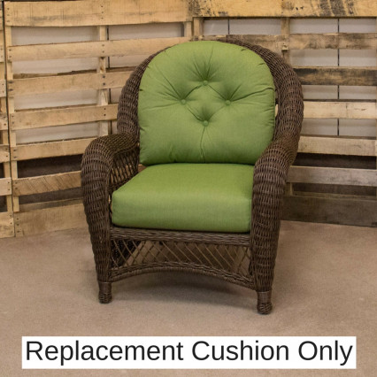 Replacement Cushion - St. John Chair by Erwin & Sons