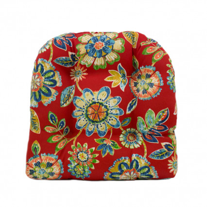 Chair Cushion - Daelyn Cherry