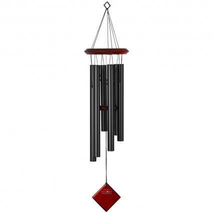 Chimes of Pluto Windchime - Black