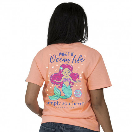 Simply Southern - Preppy Ocean- XXLarge