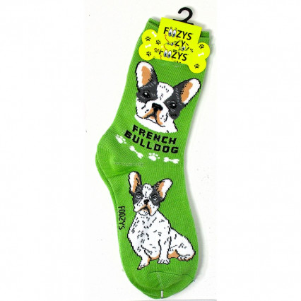Dog Lover Socks - French Bulldog