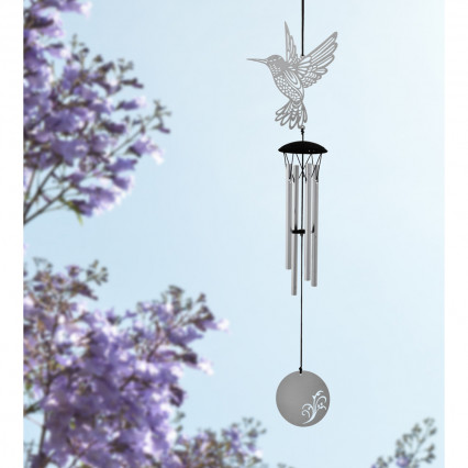 Flourish Windchime - Hummingbird