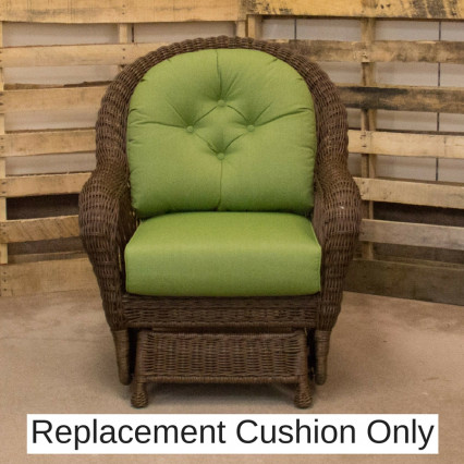 Replacement Cushion - St. John Single Glider by Erwin & Sons