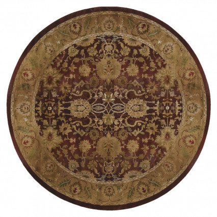 Generations 1732M Round Indoor Rug