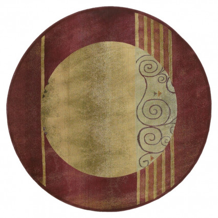 Generations 213R Round Indoor Rug