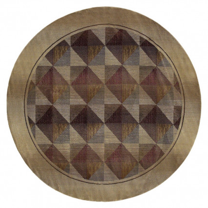 Generations 252J Round Indoor Rug