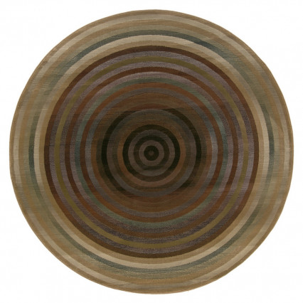 Generations 281J Round Indoor Rug