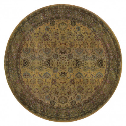 Generations 3434J Round Indoor Rug