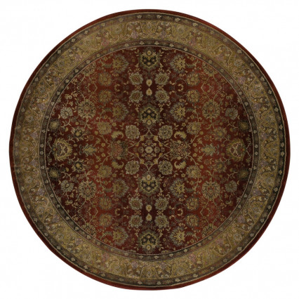 Generations 3434R Round Indoor Rug