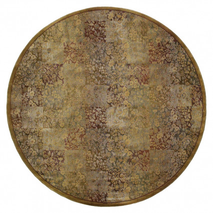 Generations 3435Y Round Indoor Rug
