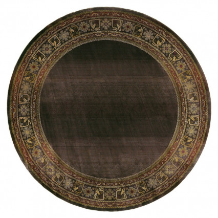 Generations 3436B Round Indoor Rug