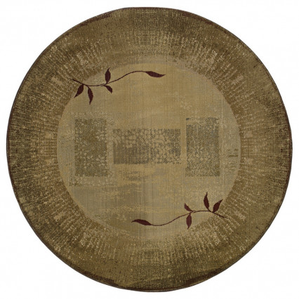 Generations 544G Round Indoor Rug