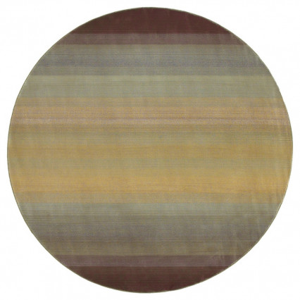 Generations 594X Round Indoor Rug