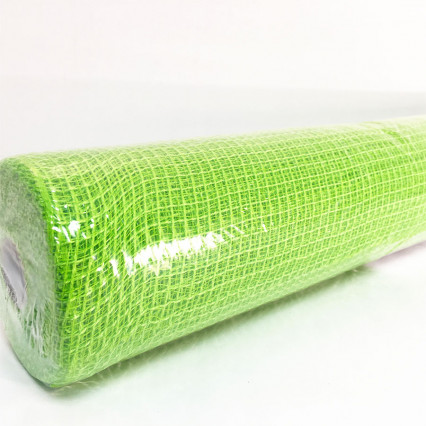 "21"" Lime Green Fabric Mesh"