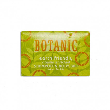 Botanic Shampoo and Body Bar