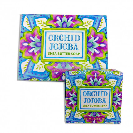 Greenwich Bay Trading Co. Orchid Jojoba Soap