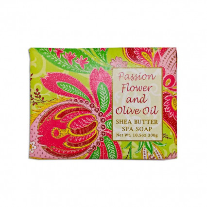 Greenwich Bay Trading Co. Passion Flower and Olive Oil Soap