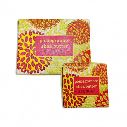 Greenwich Bay Trading Co. Pomegranate Shea Butter Soap