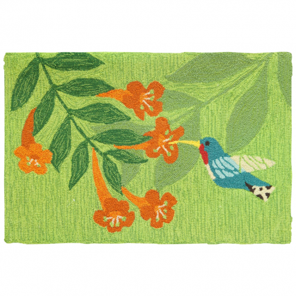 Homefires PY-AS002 Hummingbird Nectar Rug