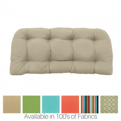 Sunbrella Settee Cushion