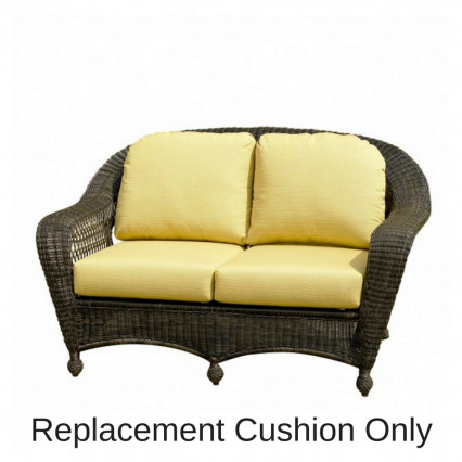 Replacement Cushion - Charleston Loveseat by NorthCape