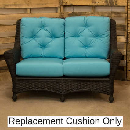 Lounge About Loveseat Cushion