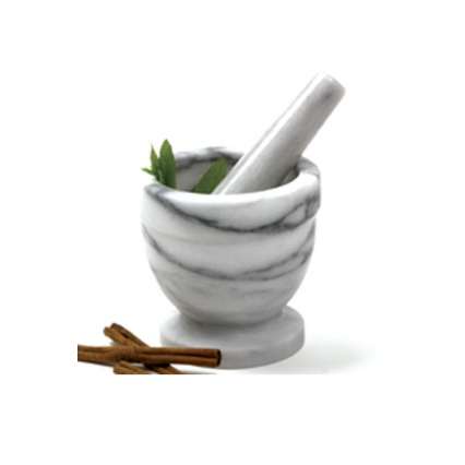 NorPro 695 Marble Mortar and Pestle