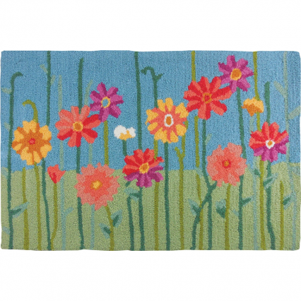 Homefires PY-PB050 Meadow Flowers Rug