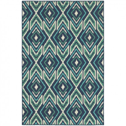 Meridian 2209B Outdoor Rug