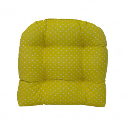 Chair Cushion - Mini Dot Pineapple