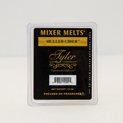 Tyler Candle Co. - Mulled Cider Mixer Melt