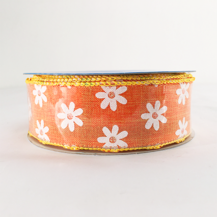 Berwick B035 1.5 x 10yds Orange Decorative Ribbon
