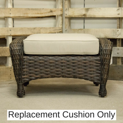 Replacement Cushion - Havana Ottoman by Erwin & Sons