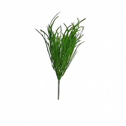"16"" Grass Bush x5 Green"