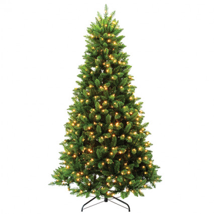 Border Concepts 7.5' Plover Fir Christmas Tree