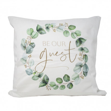 Be Our Guest PGD Accent Throw Pillow