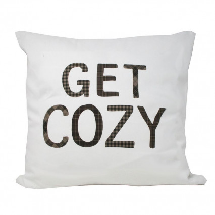 Get Cozy PGD Accent Throw Pillow