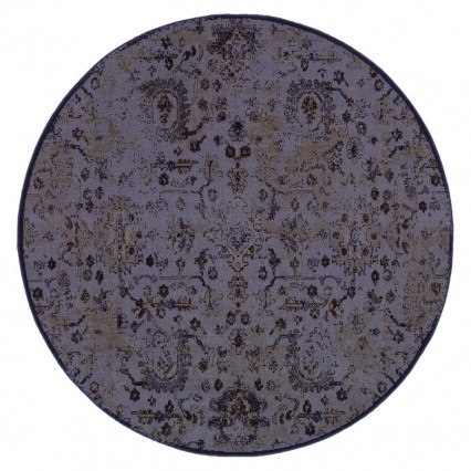 Revival 3692E Round Indoor Rug