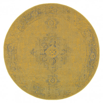 Revival 6330H Round Indoor Rug