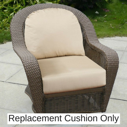 Replacement Cushion - Winward Swivel Glider by NorthCape