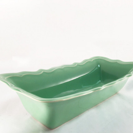 Oven to Table Stoneware Dish