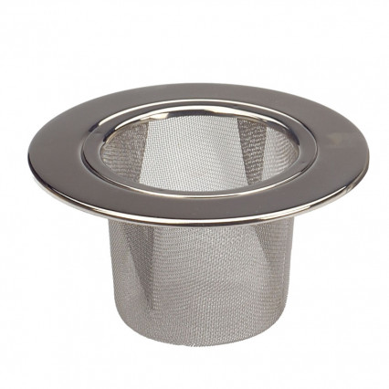 Wide Rim Tea Strainer