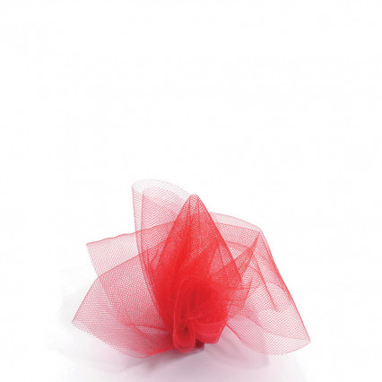 "Darice 6"" Tulle - Red"