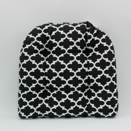 Fulton Chair Cushion - Black