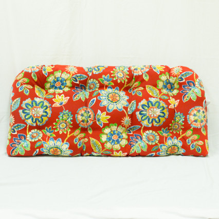 Daelyn Settee Cushion - Cherry