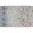 Homefires PY-JVT002 Coral and Stars Rug