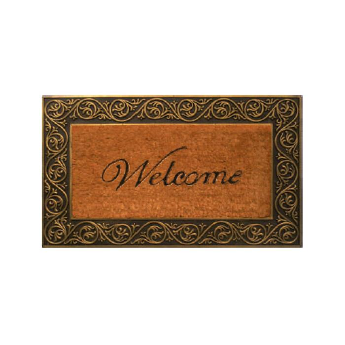 Prestige Gold Welcome Doormat